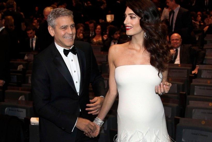 PALJU ÕNNE! George ja Amal Clooney said kaksikute vanemateks