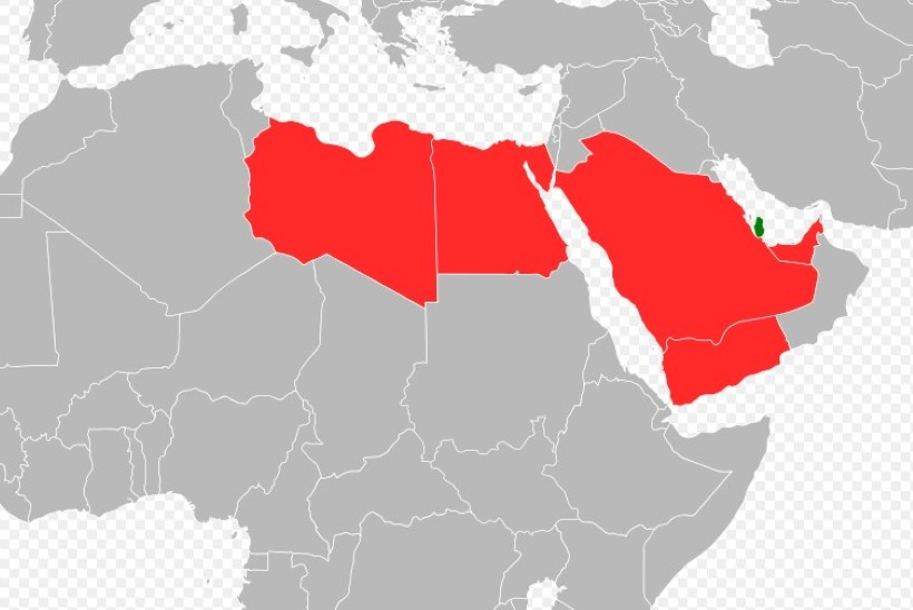 Oi-oi! Naaberriikide diplomaatiline boikott on 2022. aasta jalgpalli MMi Kataris seadnud kahtluse alla