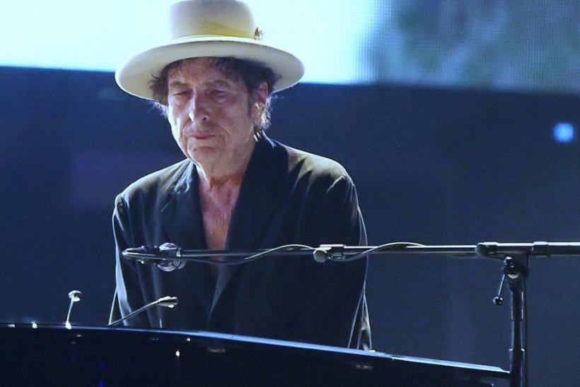"""Bob Dylan oma Nobeli loengus: """"Kõige tähtsam on see, et laul sind liigutaks."""""""