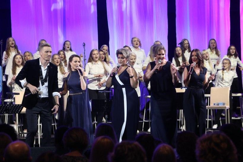 GALERII | George Michaeli austuskontsert tõi Nordea Kontserdimaja rahvast täis