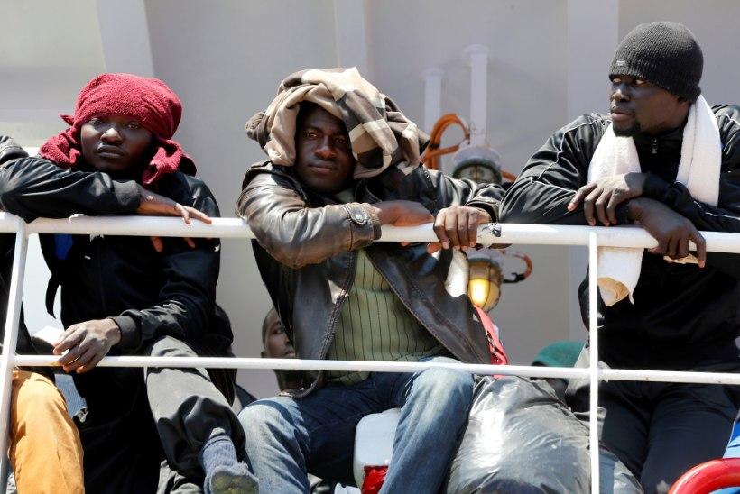 Põgenikevool üle Vahemere ei peatu