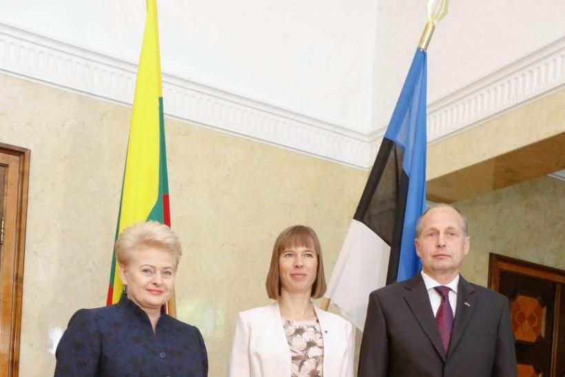 Eesti esihärra rõivakulutused on napid, võrreldes endise esileediga