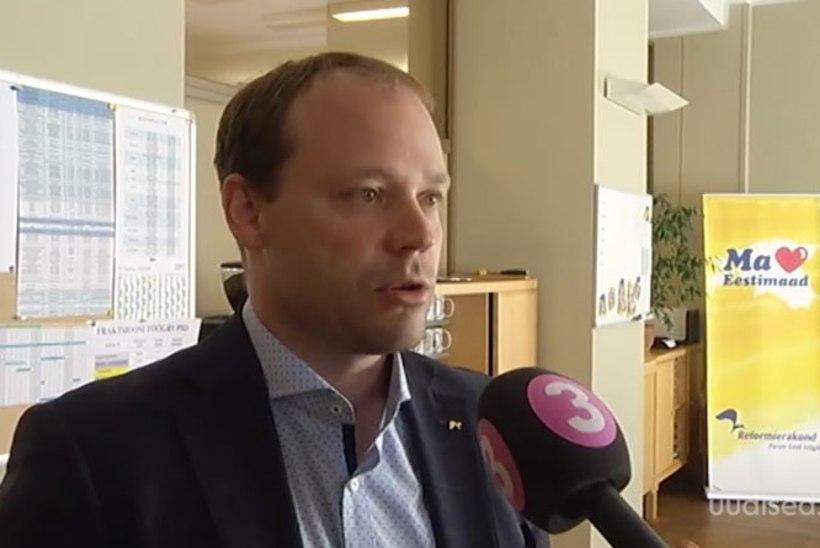 TV3 VIDEO | Reformierakonnal on uuele rahandusministrile kõrged ootused