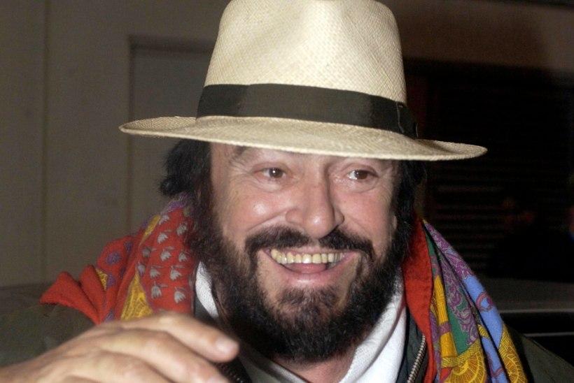 Ron Howard väntab dokfilmi tipptenor Luciano Pavarottist