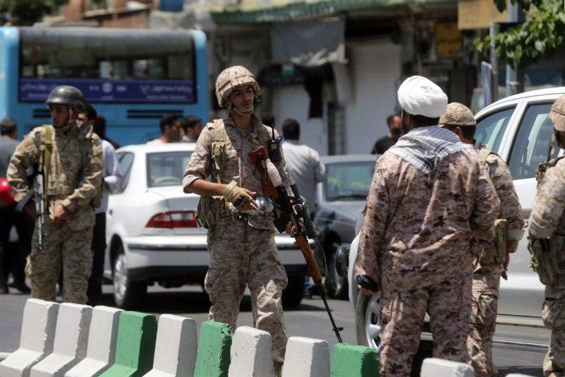Islamiriik korraldas Teheranis verise üllatusrünnaku