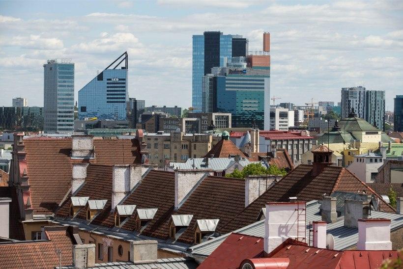 WHO: Tallinn kuulub kümne kõige vähem saastunud pealinna hulka maailmas
