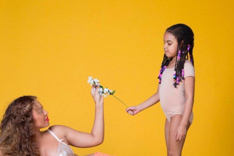 Beyoncé võtab 5aastase tütre sünnitusele kaasa – Givenchy medõevormis!