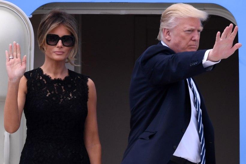 KUULUJUTUKATEL PODISEB: USA presidendipaar hakkab lahutama