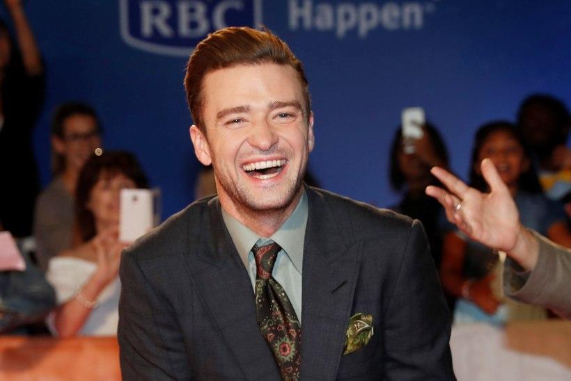 Justin Timberlake poetas fännidele salapärase vihje