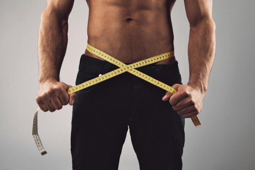 Kuidas teha kindlaks, kas sa oled paks mees? Unusta kehamassiindeks ja haara mõõdulint