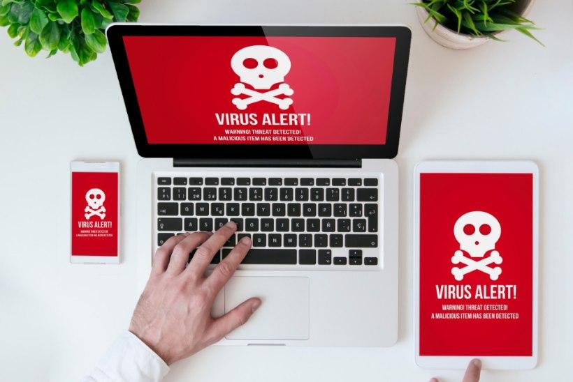Nutitelefon vajab viirusetõrjet samamoodi kui arvuti