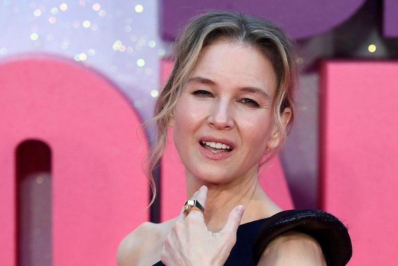 Renee Zellweger on neljandaks Bridget Jonesi filmiks valmis