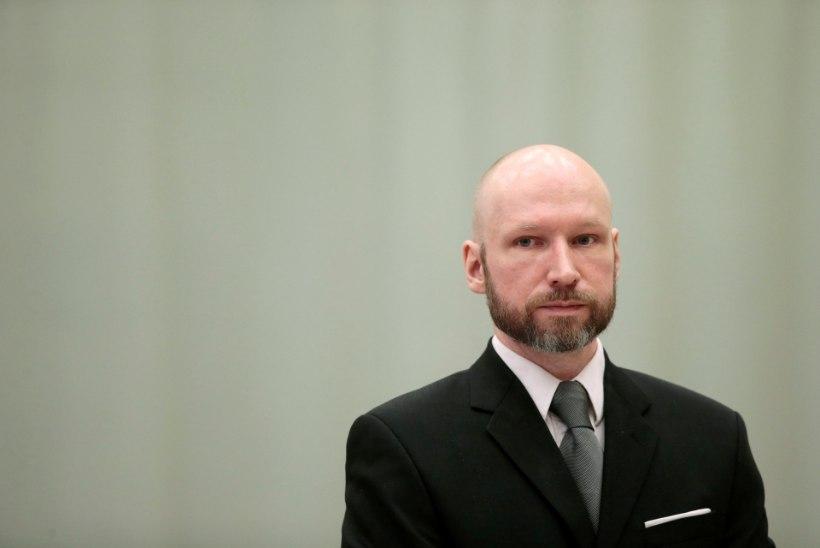 Massimõrvar Breivik kavatseb Euroopa Inimõiguste Kohtusse pöörduda