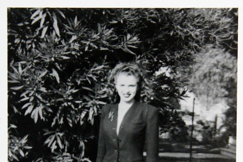 Haruldased fotod näitavad, milline oli teismeline Marilyn Monroe