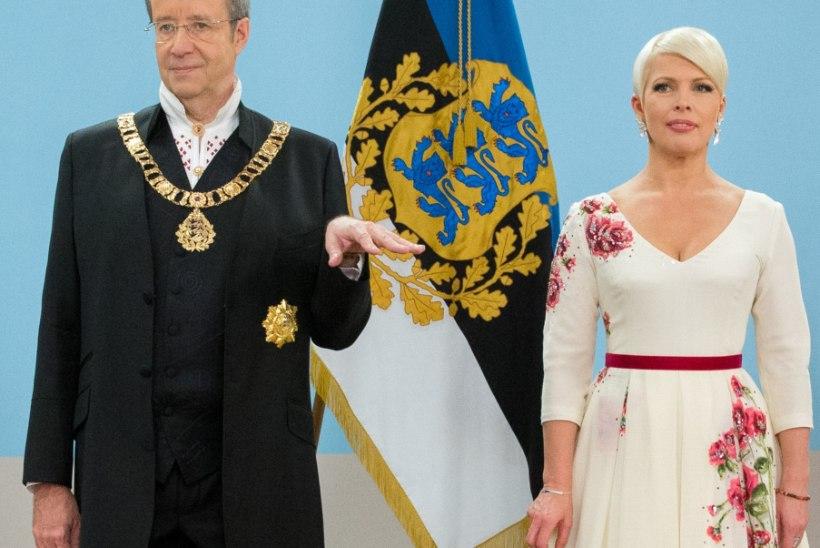 Toomas Hendrik Ilves on Evelinile lahutuse eest 55 000 eurot võlgu