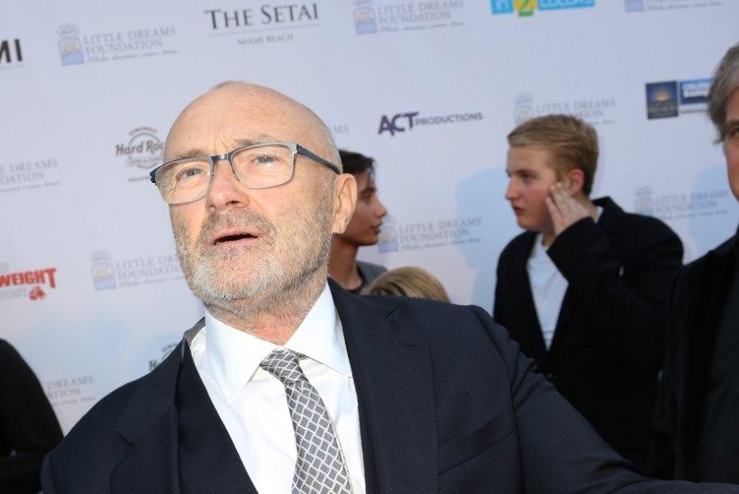 Mis juhtus?! Phil Collins viidi haiglasse, comeback-šõud jäävad ära