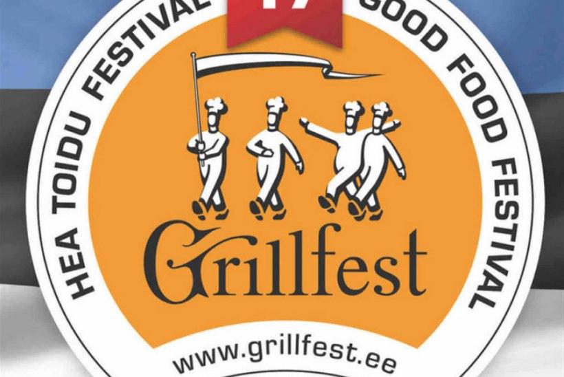 Pärnu Vallikääru aasal toimub täna ja homme Grillfest