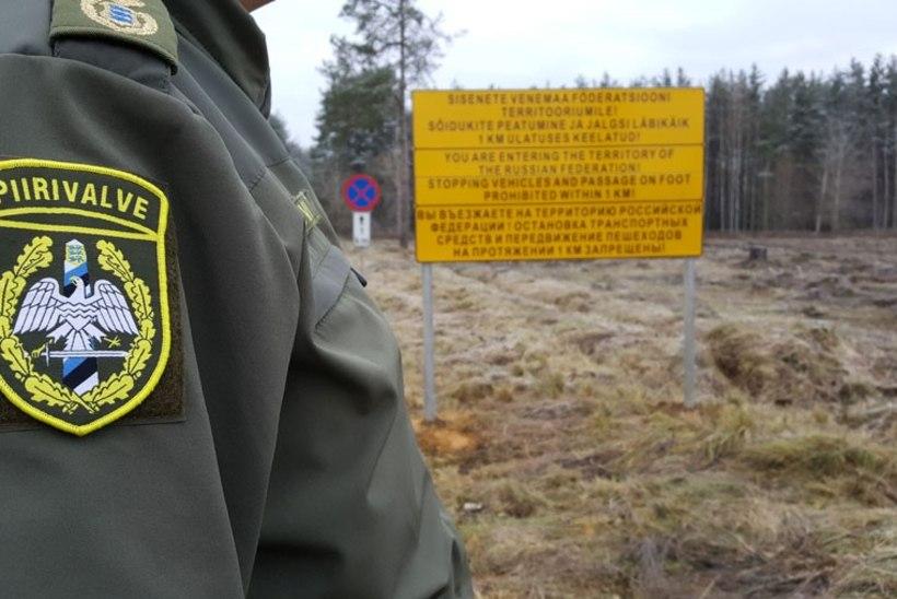 Venemaa piirivalve pidas kinni Saatse saapas peatumisnõuet eiranud hooldustöölised