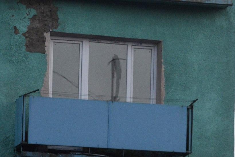 Peterburis viskas tütar ema aknast välja