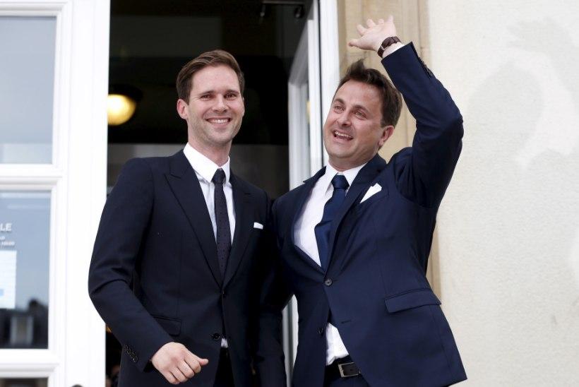 Homoseksuaalid haaravad Euroopas ohjad enda kätte