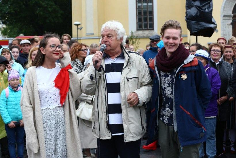 ÕL INTERVJUU | Ivo Linna: see, mis Vabaduse väljakul toimub, on uskumatu ja sellest räägitakse veel aastakümneid!