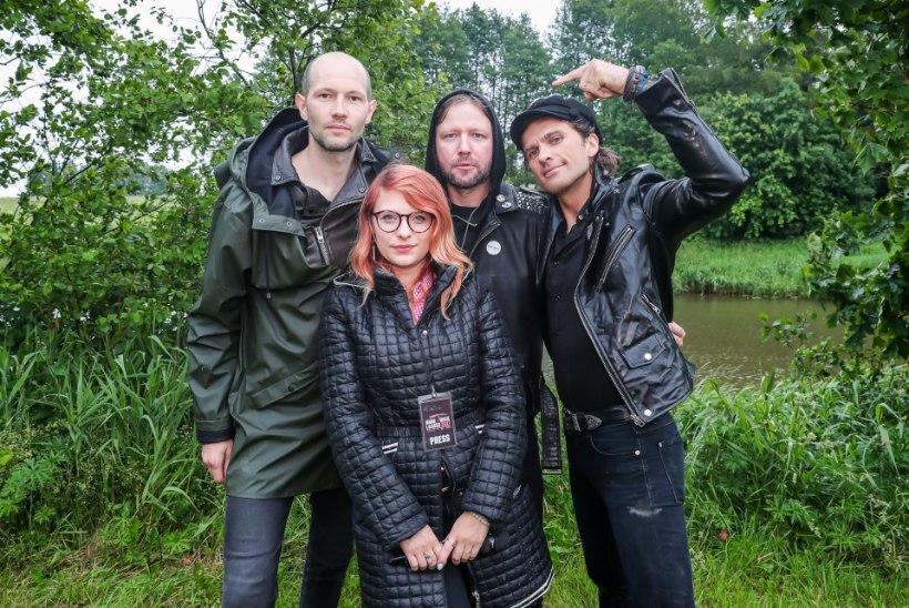 ÕHTULEHE VIDEO | Värske ja mehine rock'n'roll ansambel Dead Furies: inimesed kardavad lihtsust