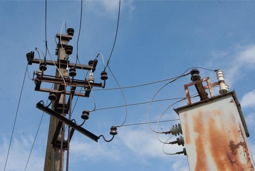 ELEKTRILEVI KOPUTUS UKSELE: meil on hinnanguliselt paar tuhat elektrivarast