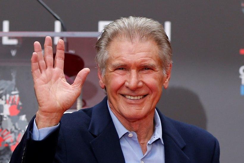 MÄLUMÄNG   Vanameister Harrison Ford endiselt vormis