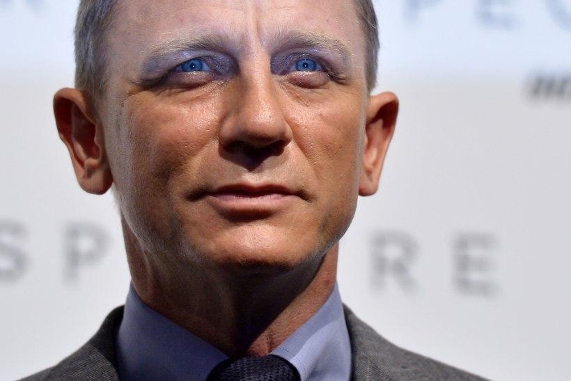 Ajaleht: Daniel Craig nõustus viiendatki korda Bondi kehastama!