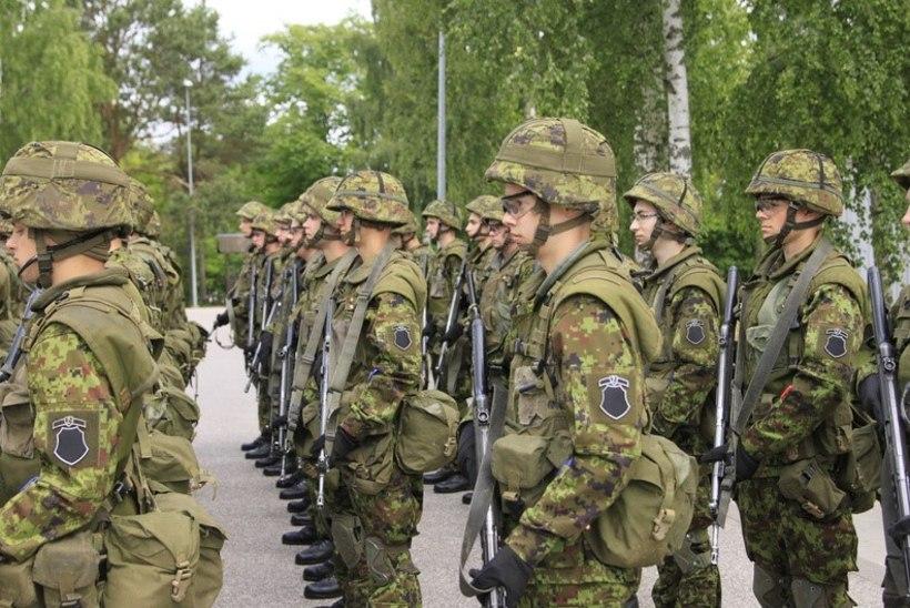 FOTOD   Kuperjanovi pataljonis algas baasväljaõpe