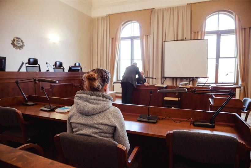 Kohus karistas linna valearvetega tüssanud naist