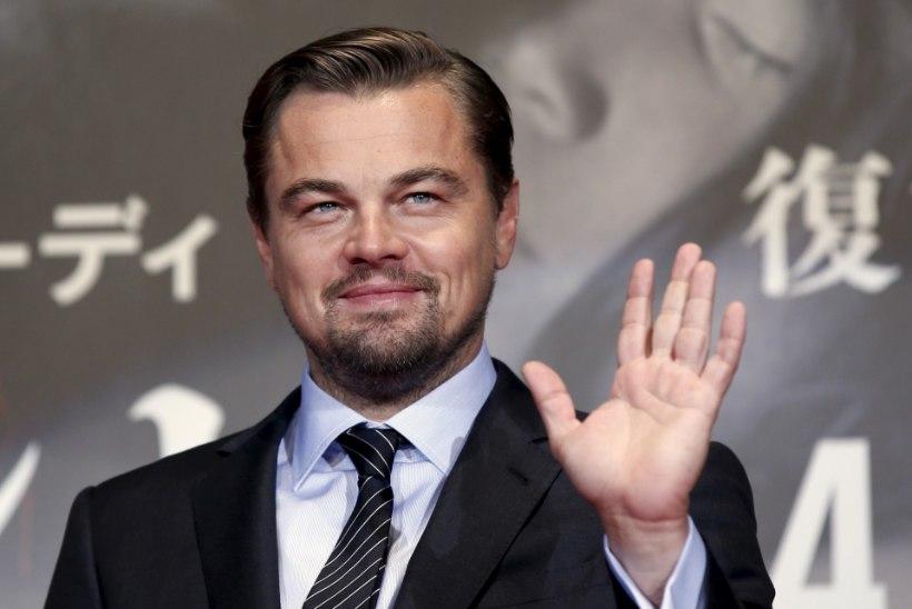 Leonardo DiCaprio peab oma õllekõhukest beibemagnetiks