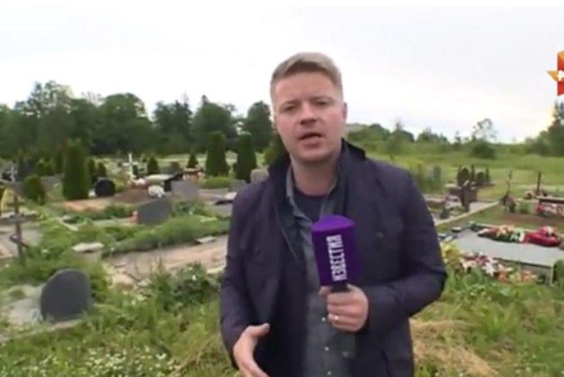 UUED VALED: kuidas areneb Jõhvi kalmistu lugu Venemaa meedias?