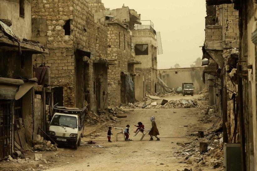 Maailmapank: Süüria sõjakahjud on 226 miljardit dollarit