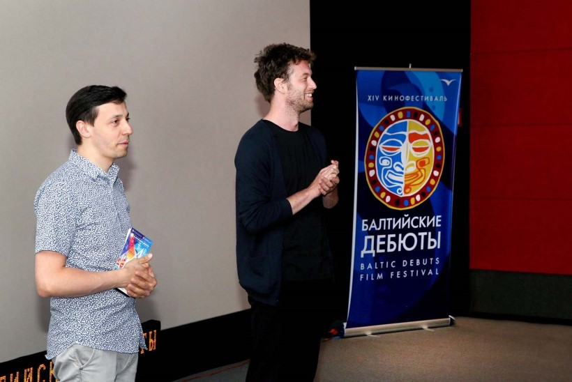 """""""Teesklejad"""" kuulutati Balti filmidebüütide festivali võitjaks!"""