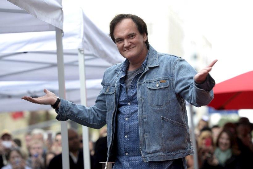Quentin Tarantino töötab uue filmi kallal, mis räägib sarimõrvar Charles Mansonist