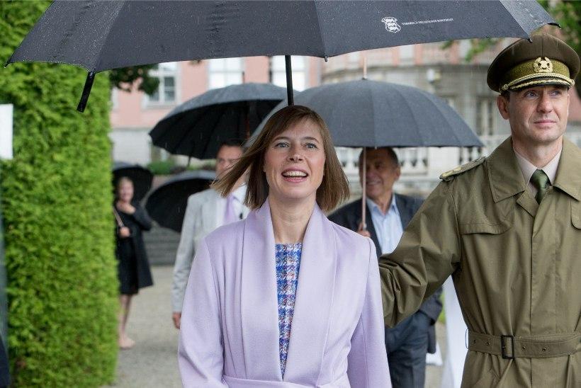 President Kaljulaid sõidab töövisiidile New Yorki