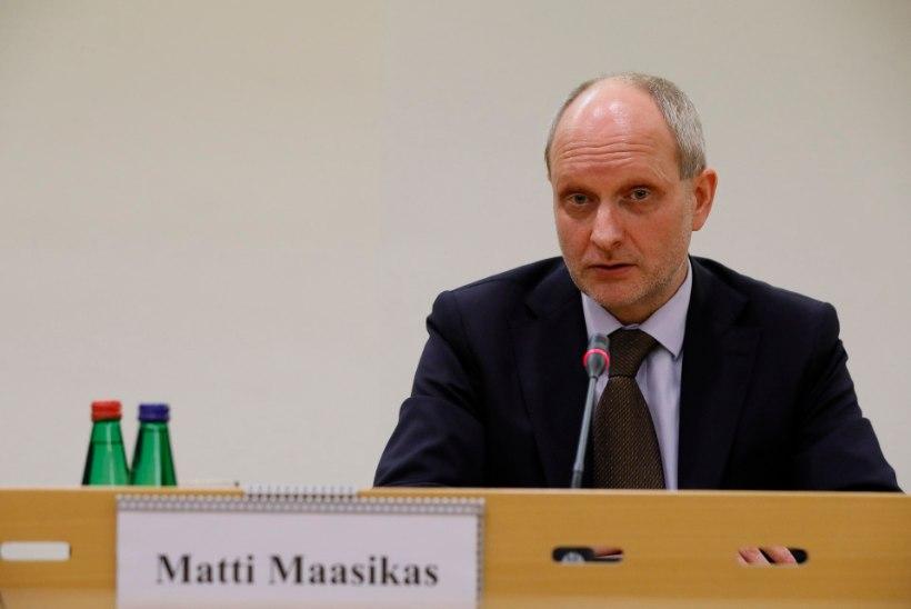 Matti Maasikas ministrite keeleoskusest: teemade tundmine on tähtsam kui lihvitud keelekasutus