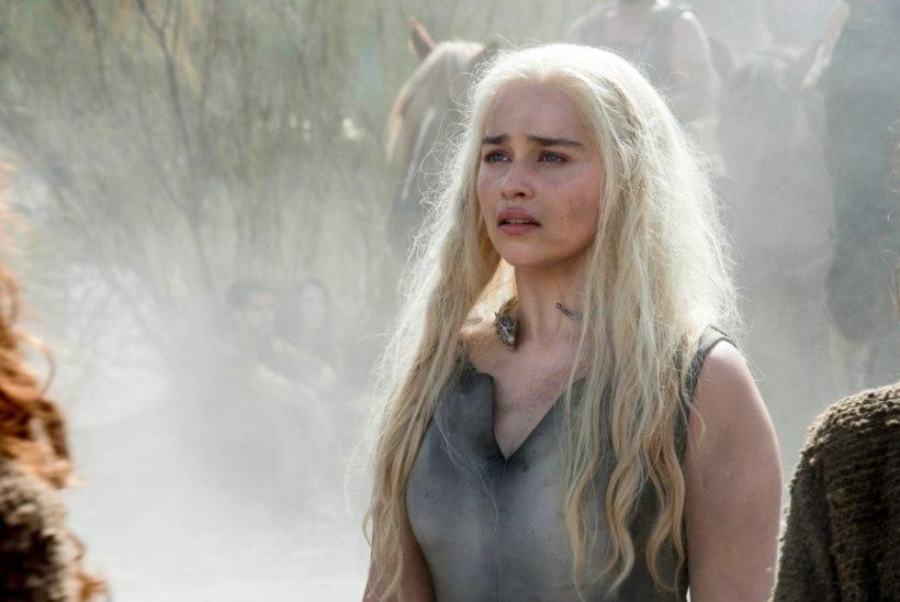 """""""Troonide mängu"""" kuningannat ootab surm?"""