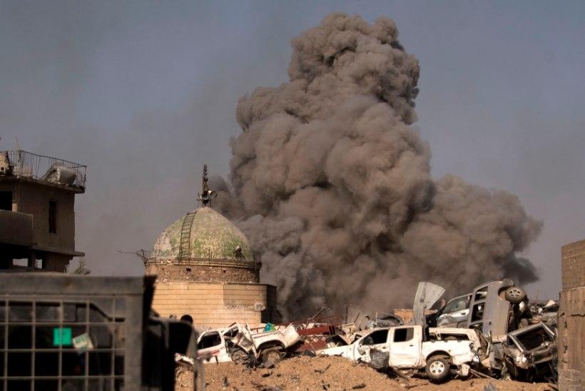 GALERII JA VIDEO | Vaata, mis on alles jäänud Mosuli linnast