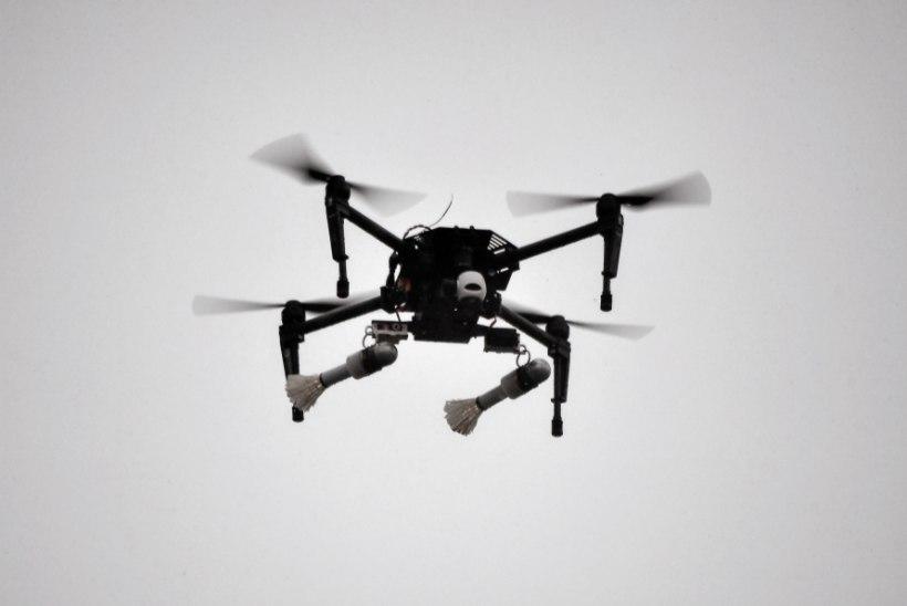 TULNUD, ET JÄÄDA: Ukrainas on droonid muutunud lahutamatuks relvasüsteemide osaks