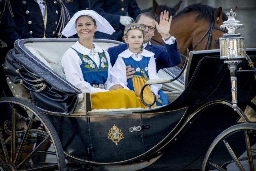 Printsess Victoria seljatas anoreksia, kuid maadleb ikka ärevusega