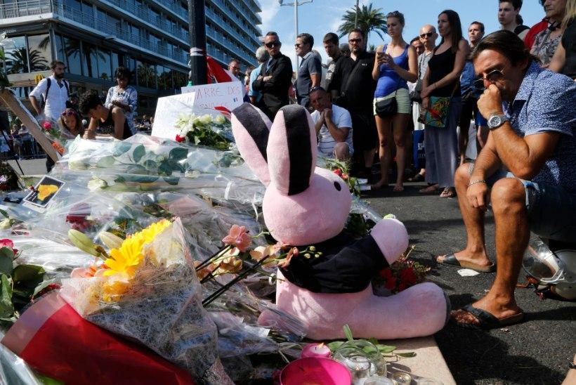 Mis sai Nice'i rünnaku ohvrite mälestuseks toodud mänguasjadest ja kaartidest edasi?