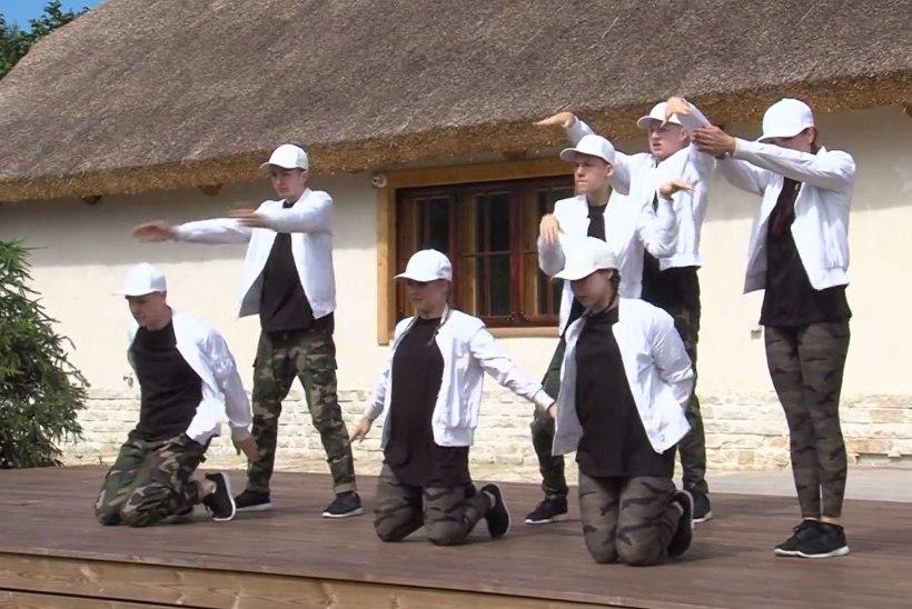 VIDEO | Vinge tantsulaager, mis paneb noored nutitelefonid nurka viskama