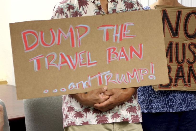 Hawaii kohtunik soovib Trumpi sätestatud reisikeelu leevendamist