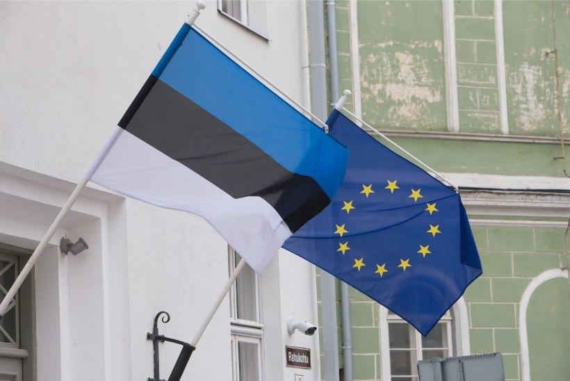 EL astus suure sammu paremini kontrollitud välispiiri suunas