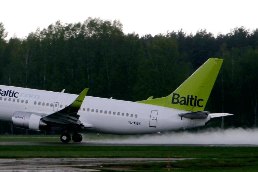 Vilniuse lennujaam remondis, airBalticu ja Nordica lennud viivad Kaunasesse