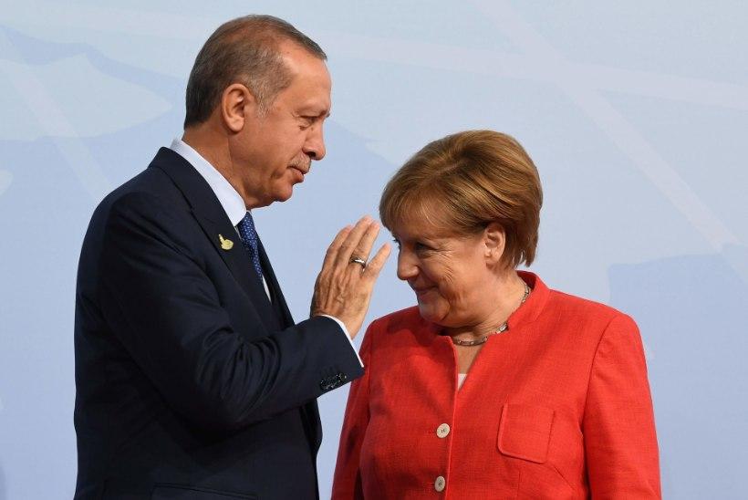 Türgi president: Saksamaa sooritab poliitilist enesetappu