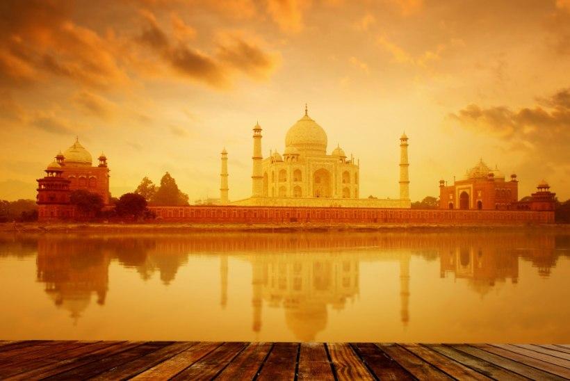 LUMMAVAD FOTOD: niimoodi näevad välja maailma kaunimad vaatamisväärsused päikesetõusu ajal!