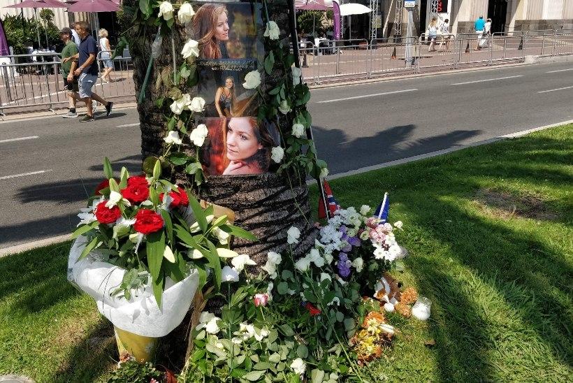 Nice'is mälestati terrorirünnaku ohvreid, kohal oli ka hukkunud eestlase ema